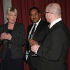 Jane Fairlamb, Bash Ahmed and Mark Reece